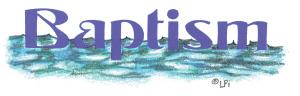 baptism clip art image