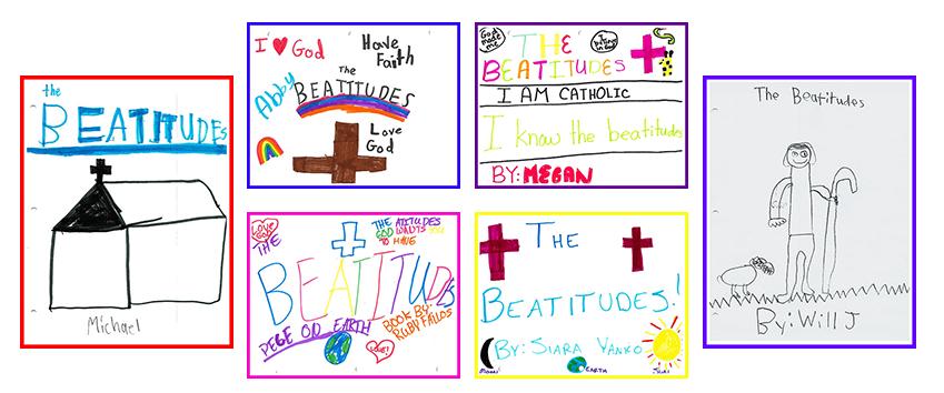 Grade 4 Beatitudes Booklets